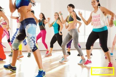 Аеробика - ефективна фитнес за отслабване