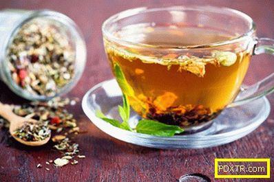 Колко полезен е монашеският чай за отслабване?