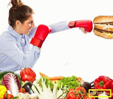 Холивудска диета за отслабване