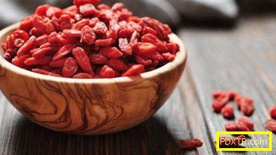 Как да се вземат goji плодове за отслабване?