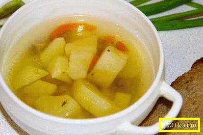 Картофена диета за отслабване за 7 дни