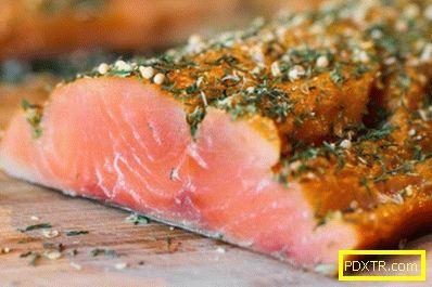 Рибна диета: меню за седмицата