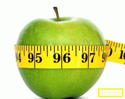 Възможно ли е да ядете ябълки през нощта за отслабване?
