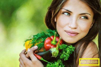 Диета за красива кожа на лицето: меню с рецепти