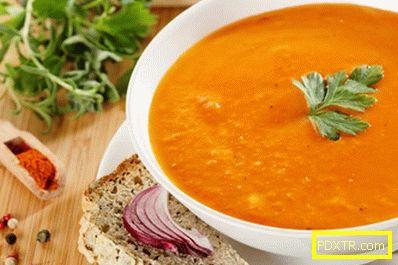Диета за зеленчукови супи: меню за седмица с рецепти