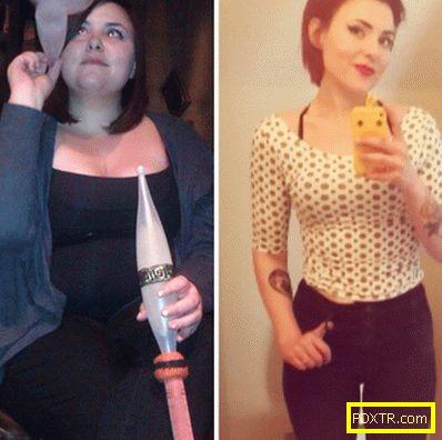 Химическа диета за 4 седмици