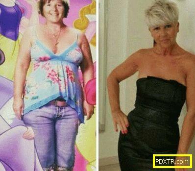 Как да започнете да губите тегло у дома, когато сте на 50?