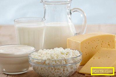 Бяла диета за отслабване - правила и менюта за една седмица