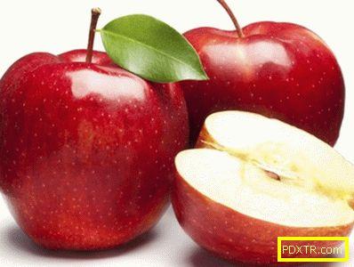 Диетата на три продукта - овесени ядки, извара, ябълка