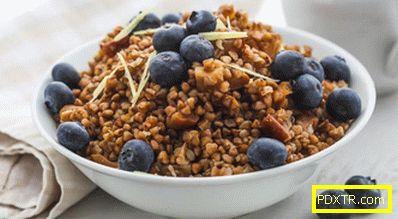 Ефективна диета за зърнени храни - меню и диета
