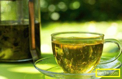 Диета на зелен чай