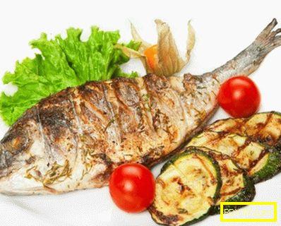 Хипокалорична диета с ниско съдържание на мазнини