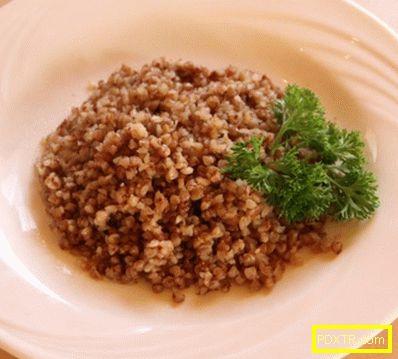 Как да отслабнете на диетата на елда-кефир?