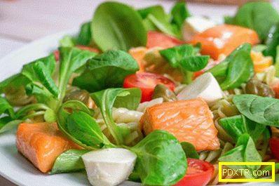 Терапевтична диета за екзема - примери за менюто