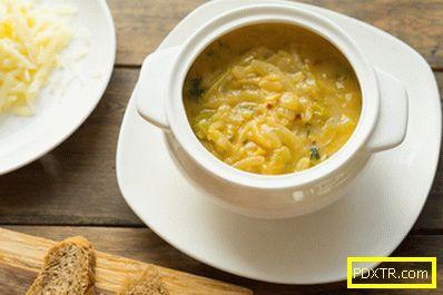 Диета на лука супа - менюта и рецепти