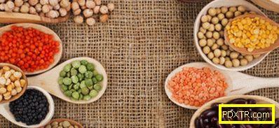 Какви храни съдържат растителен протеин?