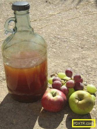 Диета с ябълков оцет
