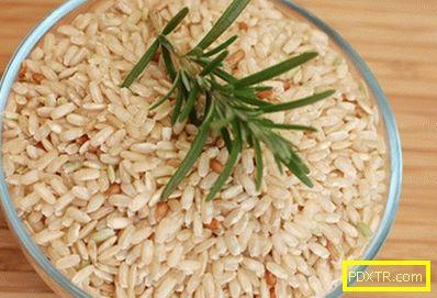Диета от ориз
