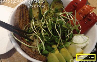 Антицелулитна диета: какви продукти се борят с