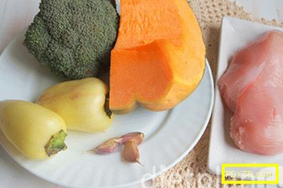 Пилешко филе със зеленчуци за дикановата диета
