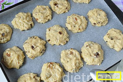 Банан бисквити без захар