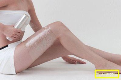Ефективни методи за опаковане за тънки крака