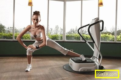 Ефективни упражнения на вибрационната платформа за