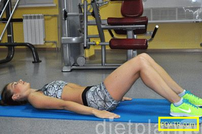 Обучение на коремните мускули