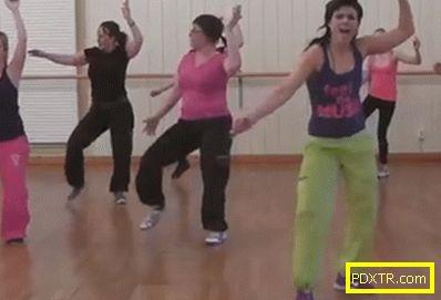 Zumba - танцуващи за отслабване