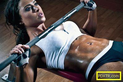 Как да увеличите мускулите без стероиди