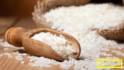 Колко калории има в ориза