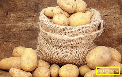 Колко калории са в картофа?