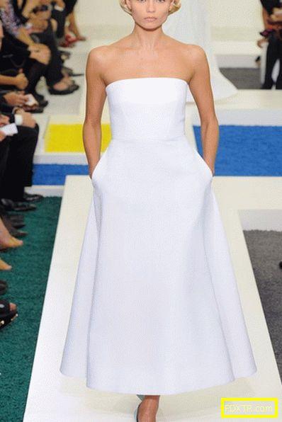 Модни тенденции през пролетта-лятото 2012 (снимка)