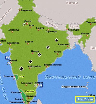 Индия - почивка, забележителности, време, кухня, екскурзии,