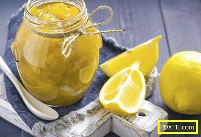 Jam от лимони: как да се готви сладко от лимон