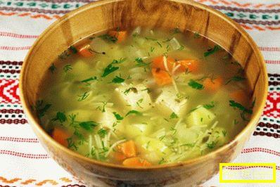 Пилешка супа - най-добрите рецепти. как да готвя супа от