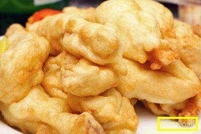 Риба в тесто - най-добрите рецепти. как да готвя рибата в
