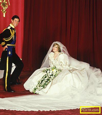 Top-10: най-добрите звездни сватбени рокли на всички времена