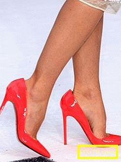 Най-секси обувки на червения килим