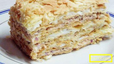 Торта от торти - най-добрите рецепти. как да готвя торта на