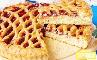 Пайките с мармалад са най-добрите рецепти. как да подготвим