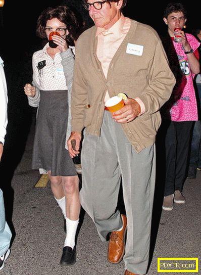 Харисън форд стана стар човек за един ден хелоуин