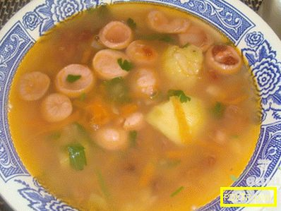 Боб супа - най-добрите рецепти, трикове и тайни. как да
