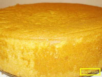 Бисквитното тесто е най-добрата рецепти. как да приготвим