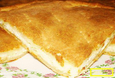 Khachapuri - най-добрите рецепти. как да готвя правилно и
