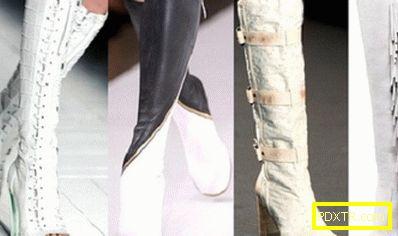 Мода 2013. обувки за ранна пролет.