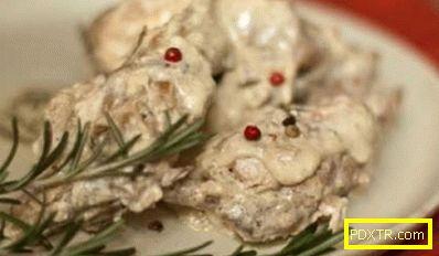 Заек в заквасена сметана - най-добрите рецепти. как да готвя