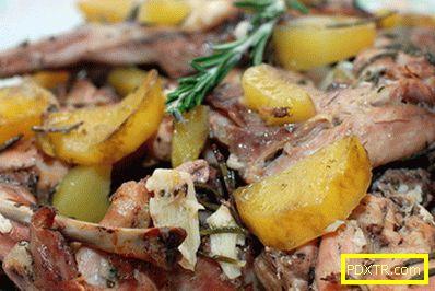 Заек в multivarque - най-добрите рецепти. как да готвя един