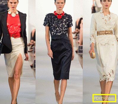 Модни прасе сезон пролет-лято 2013