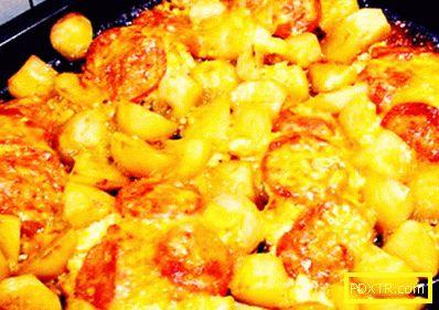 Картофи на френски са най-добрите рецепти. как да подготвите